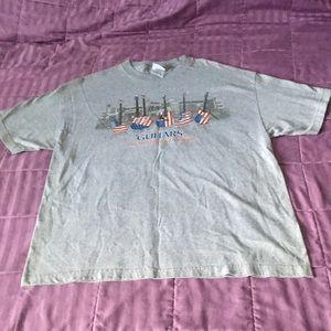 American Guitars T-shirt NWOT